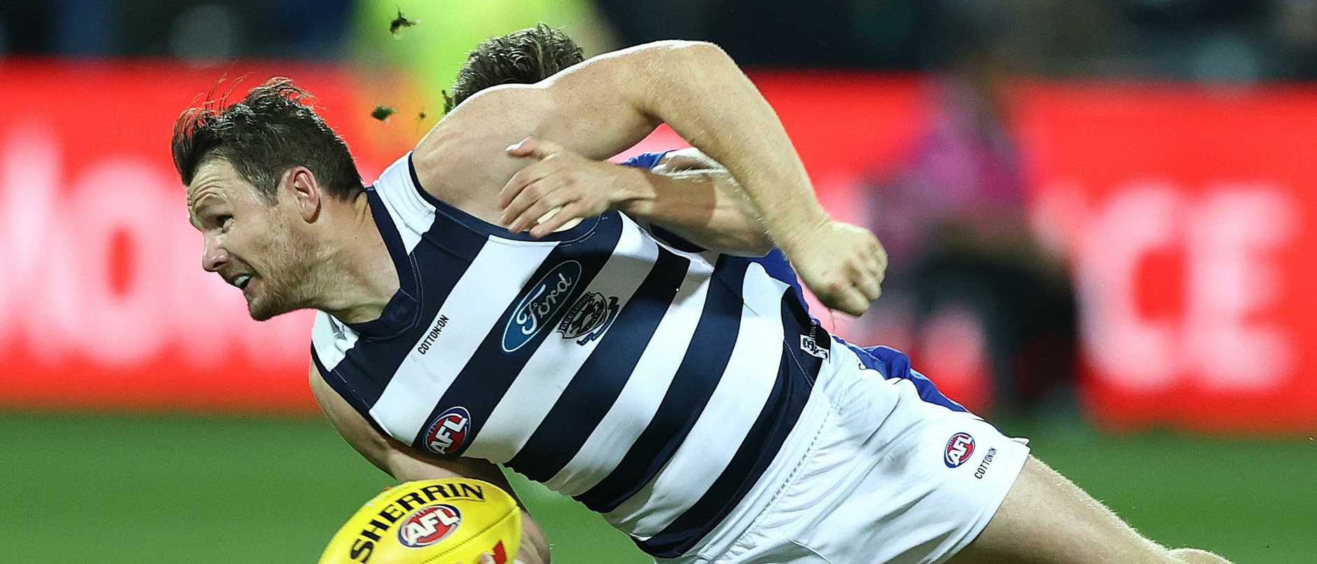 AFL injuries 2021: Patrick Dangerfield to undergo surgery on his ankle