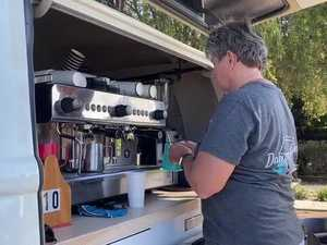 After 15 years making coffee in a cafe environment, Anne Neubecker has started her own coffee van called Dayzee's Coffee Kombi.
