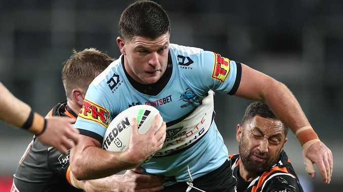 Cowboy Chad: 'Why I walked out on Sharks'