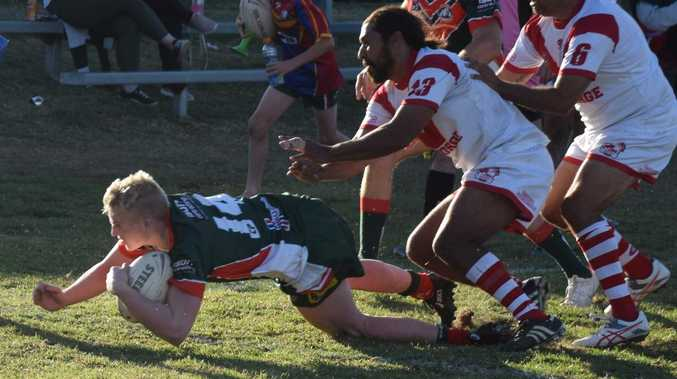 TRY TIME: Western Downs to host Intrust Super Cup game