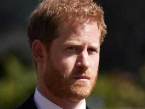 Harry skips Queen's b'day to return home