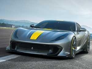 Ferrari's wild new supercar revealed