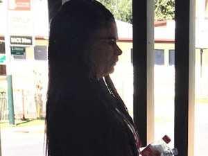 Woman's eye ruptured in workshop fight