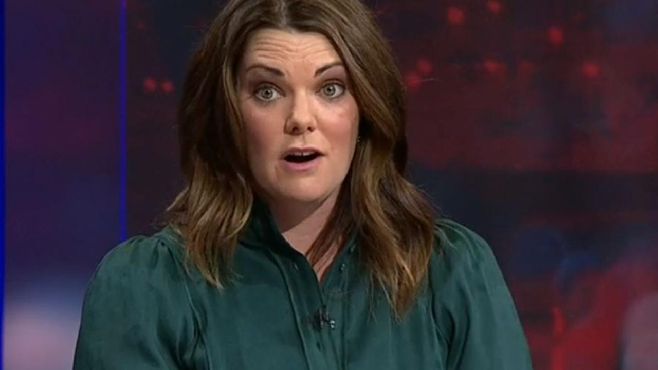 Greens lash Q&A panellist for 'appalling behaviour'