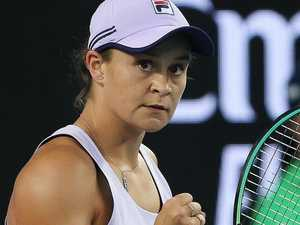 'Reply shows Ash Barty is the best of us'