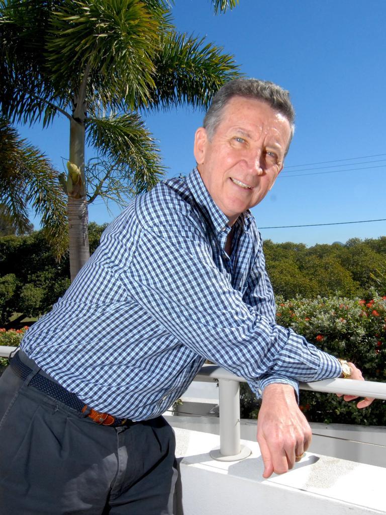 Former FKP co-founder Rod Forrester.
