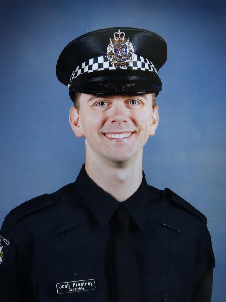 Constable Josh Prestney.