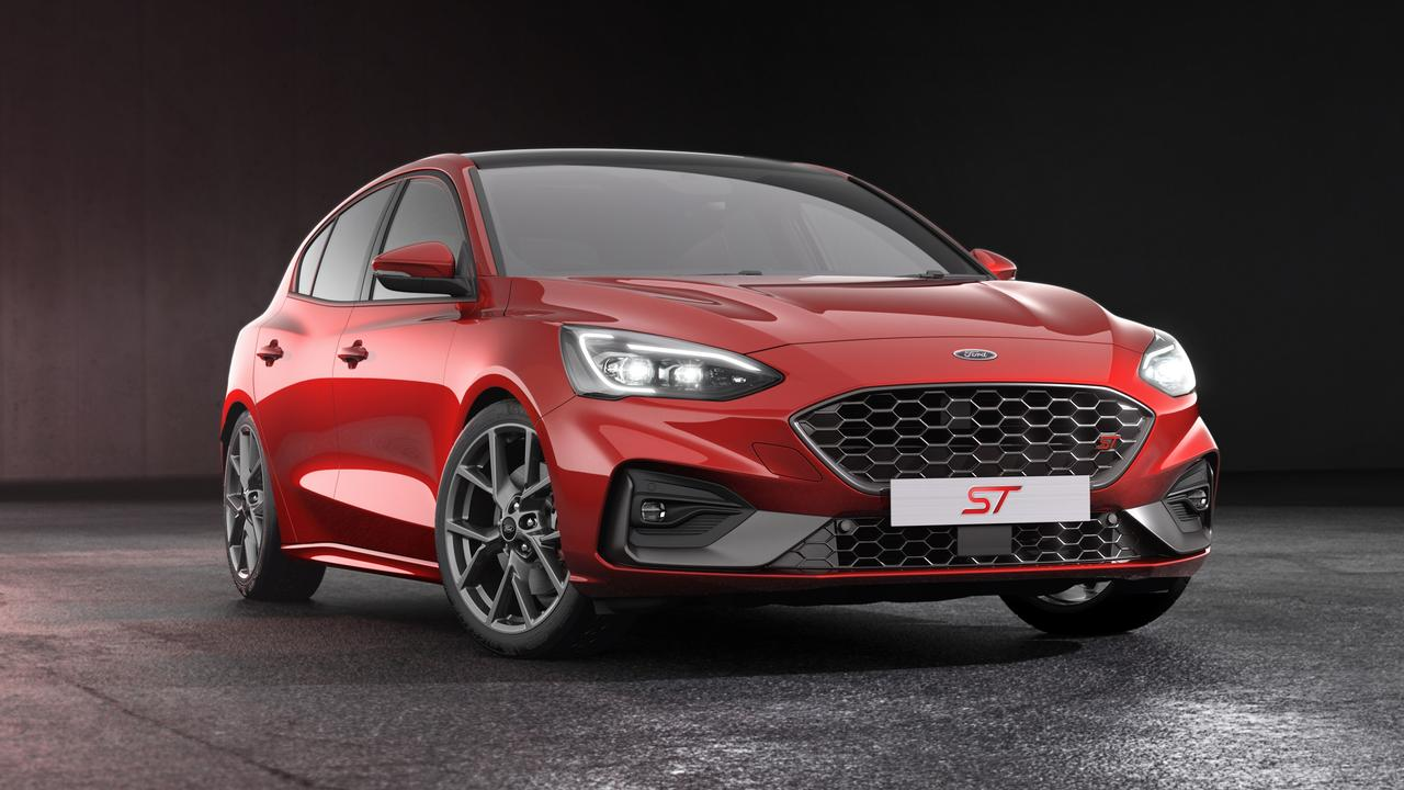 The Focus ST-3 adds extra value to the stock ST.