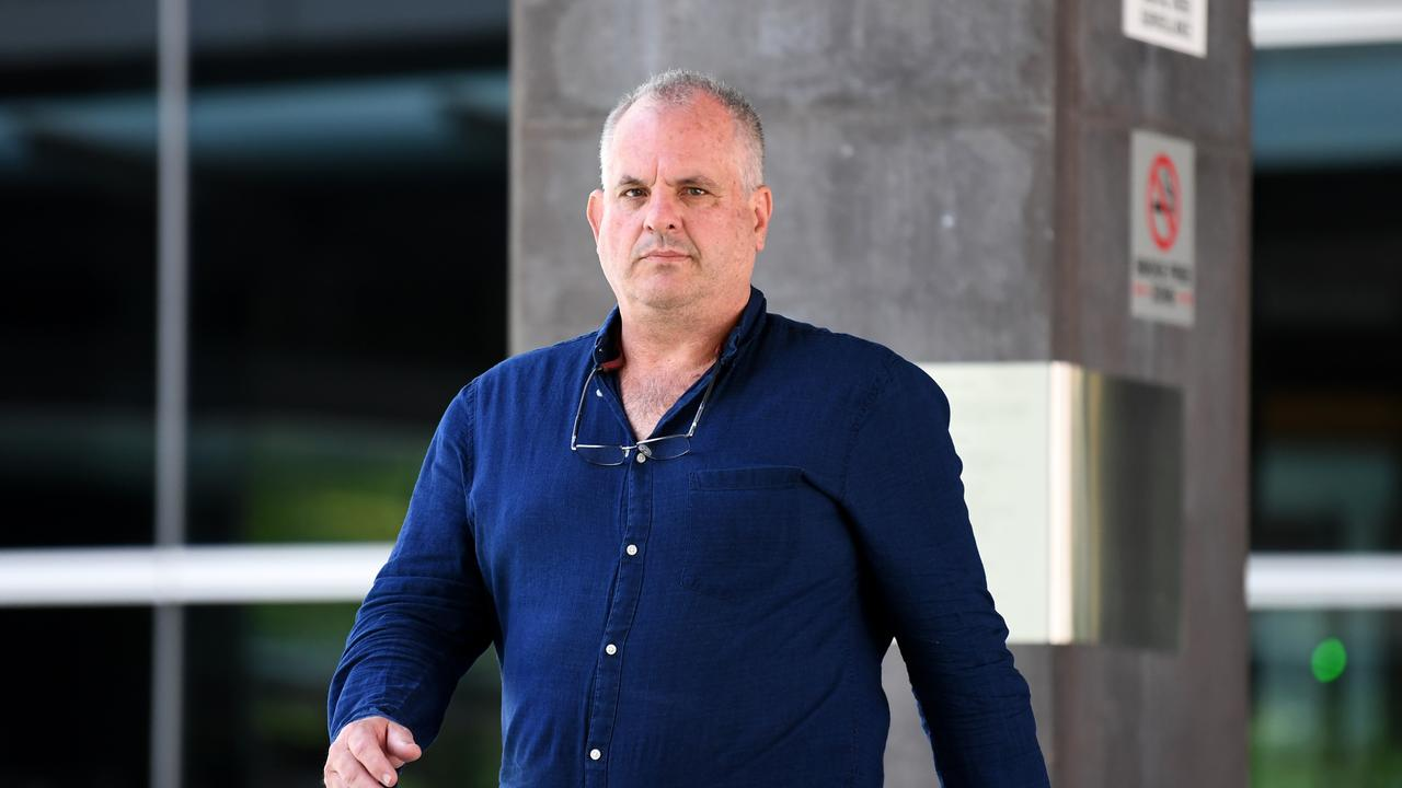 Richard Brian Campbell has again pleaded guilty to failing to comply with his reporting conditions. It was his third breach. Picture: file, NCA NewsWire / Dan Peled