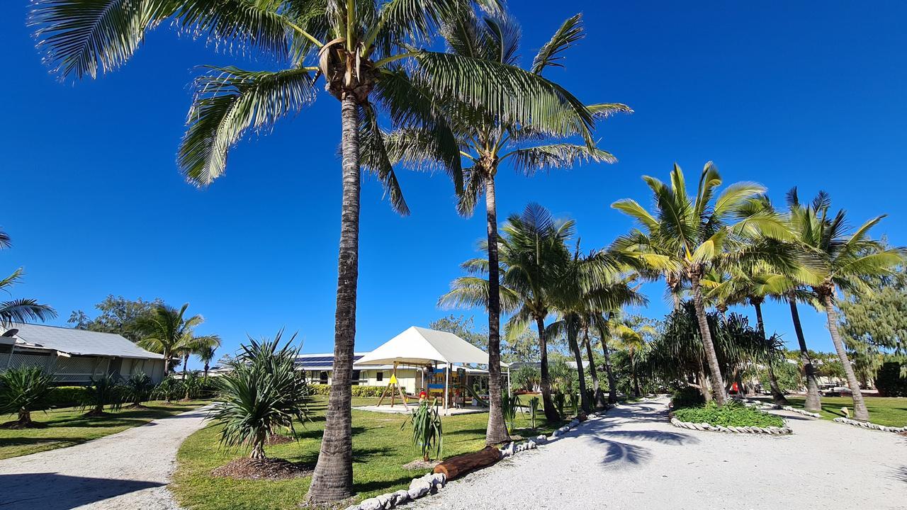 Lady Elliot Island Eco-Resort. Picture: Ka