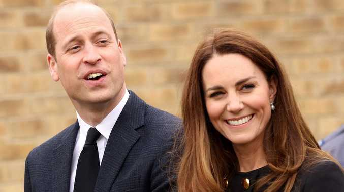 Wills, Kate back to work after Philip's funeral