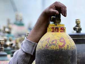 India's coronavirus shortages spur black market for oxygen