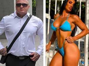 Bikini-model realtor snared in alleged bikie's steroid bust