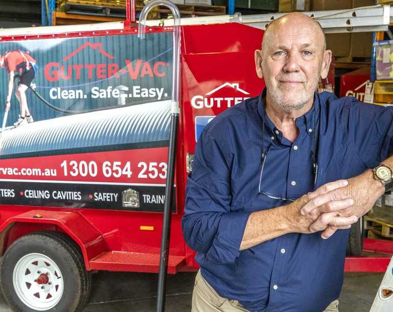 'Won't make a cent': Plumber builds $25m empire