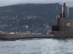 Submarine missing with 53 on board