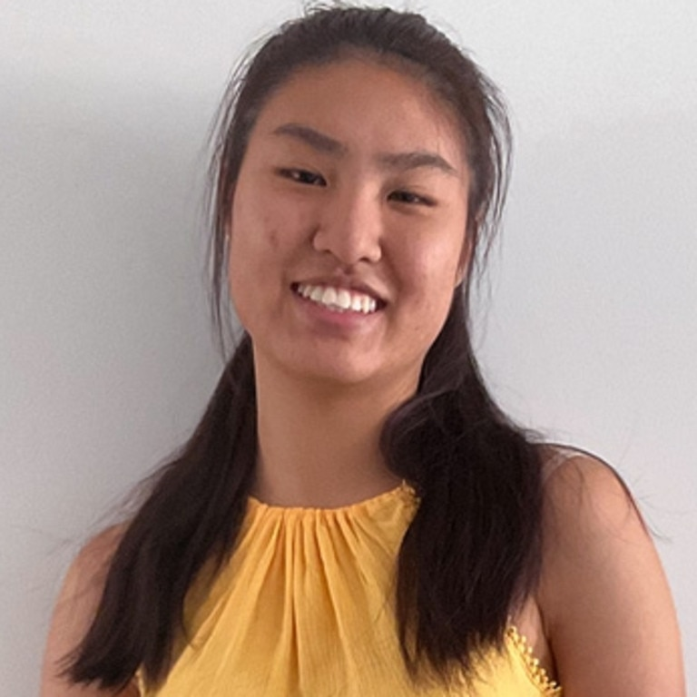 Angela Chen, Brisbane State High School