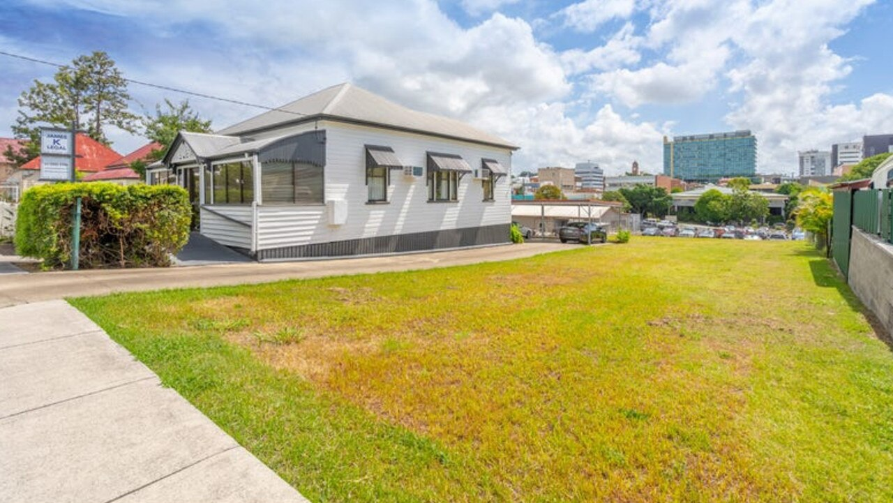 SOLD: 1214 m sq of land on Mortimer St, Ipswich, has been snapped up for $415,000 after hitting the market without a set price.