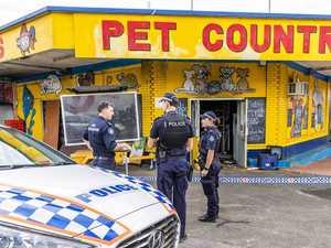 Animals die in late-night pet shop blaze