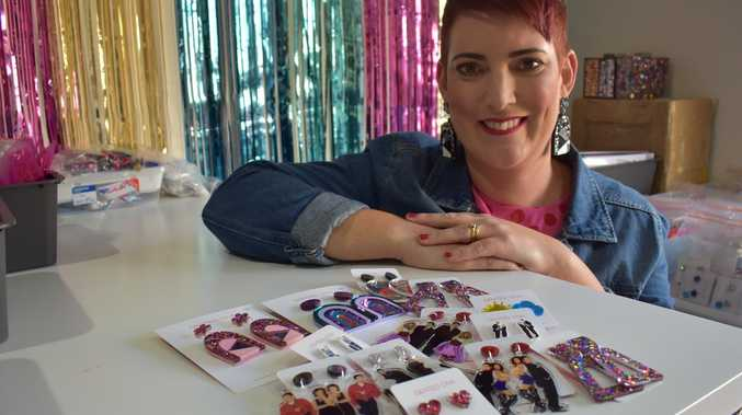 Army to sparkly: How this 'diva' is supporting veterans