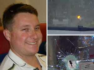The execution of police officer Brett Forte