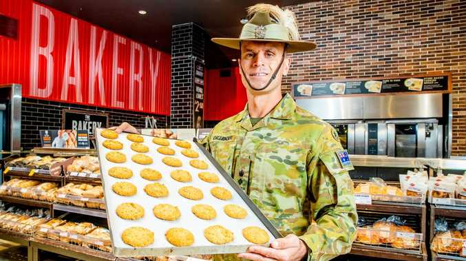 How CQ shoppers can show their support this Anzac Day