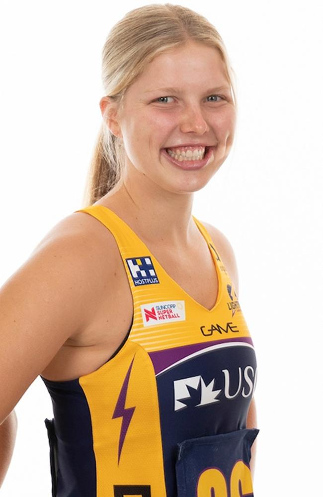 Annabelle Lawrie have all re-signed with the Sunshine Coast Lightning as training partners ahead of 2021 Suncorp Super Netball season.