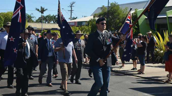 Which roads to avoid on Anzac Day in the Central Highlands