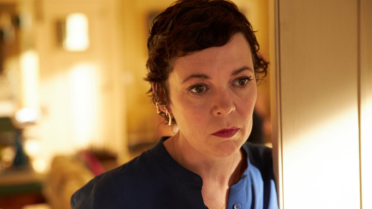 Olivia Colman has been nominated for an Oscar for her role in The Father. Picture: supplied