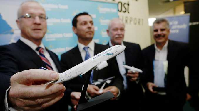 REVEALED: Coast to NZ direct flights returning in months
