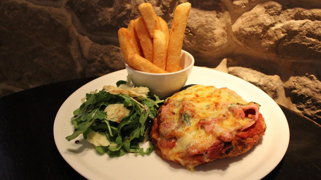 A years-long battle over the origin of the beloved chicken parmigiana has been uncovered on Wikipedia, with 'editors' trading insults since 2014.