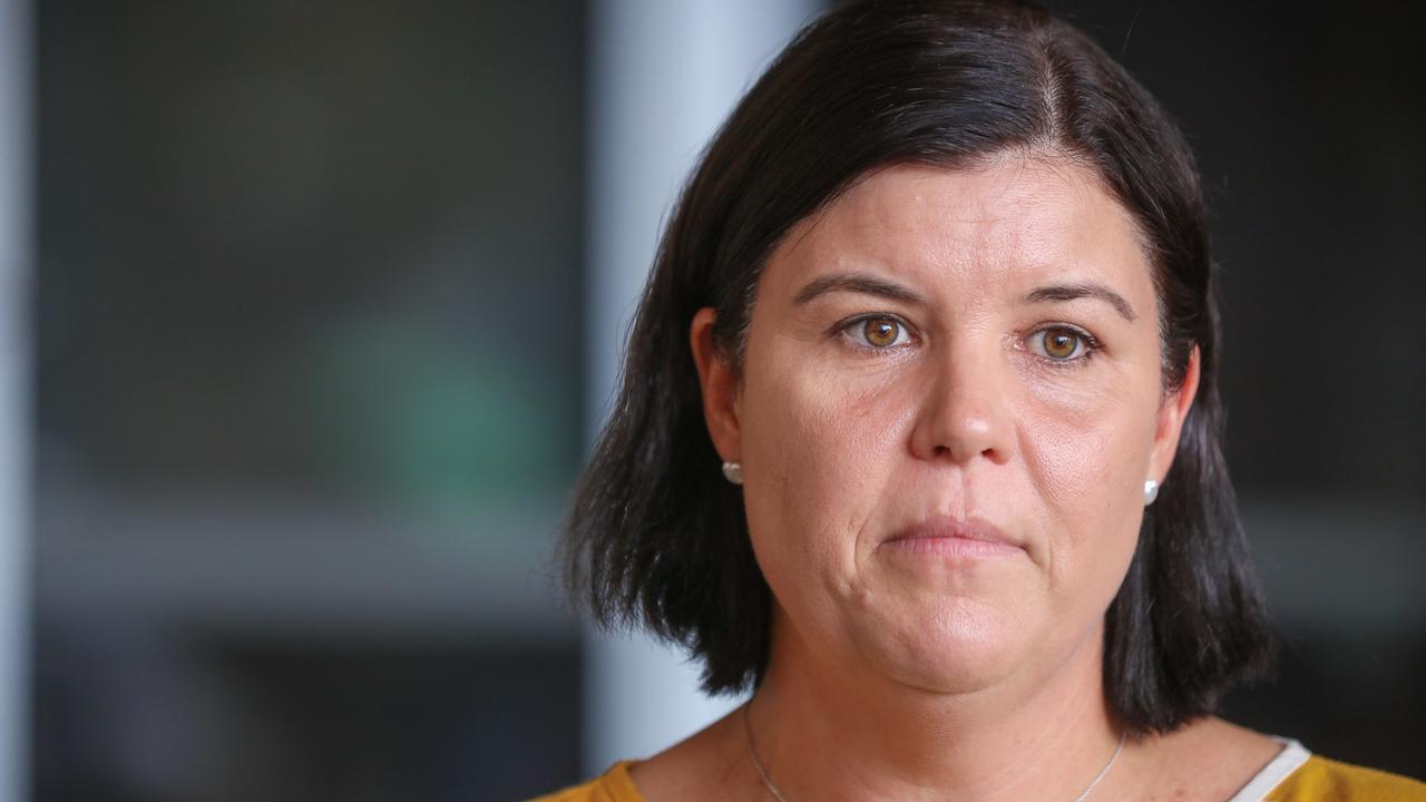 Health Minister Natasha Fyles.