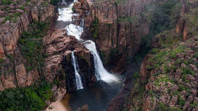Kakadu waterfall set to open for the first time in years