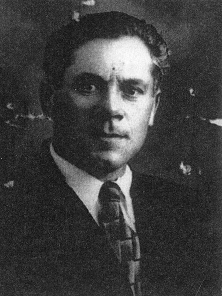 Giuseppe Parisi CREDIT: Queensland Police Museum