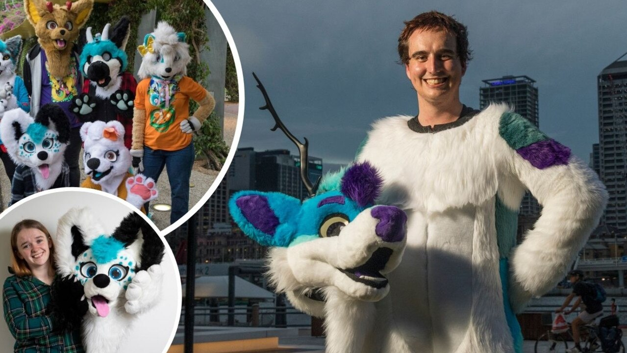 It's misunderstood and often maligned but members of the furry fandom say their costume wearing culture is all about art, expression and finding your tribe.