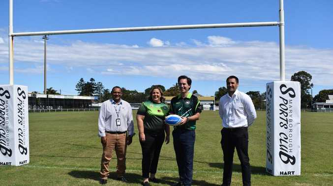 Major rugby match coming to the Fraser Coast