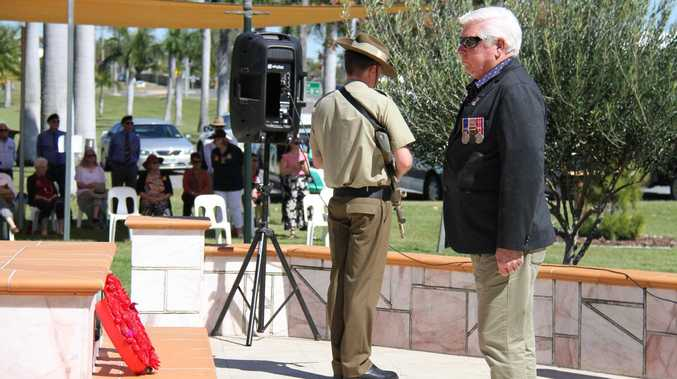 COMPLETE GUIDE: Gladstone region's ANZAC Day services