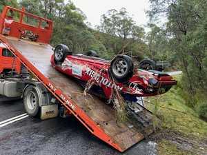Two people killed in serious Targa crash