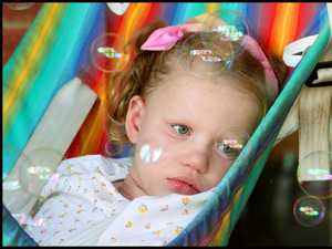 NDIS abandons little girl suffering 250 seizures a day