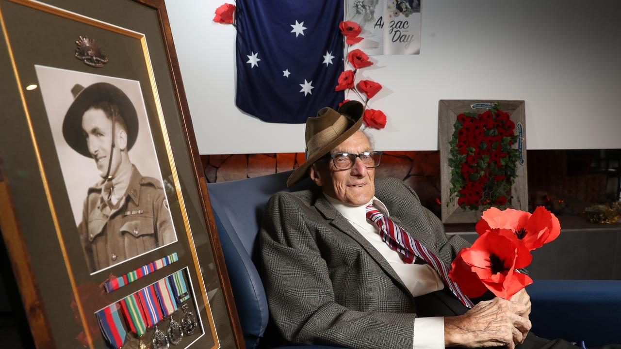 Too sick to leave his nursing home, veteran Bill Morris, 96, had one wish — to march again on Anzac Day. Now it's becoming a reality.