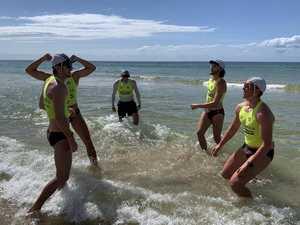 Jubilation as Coast teens win national surfboat title