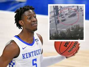 Future NBA star dies in horror crash