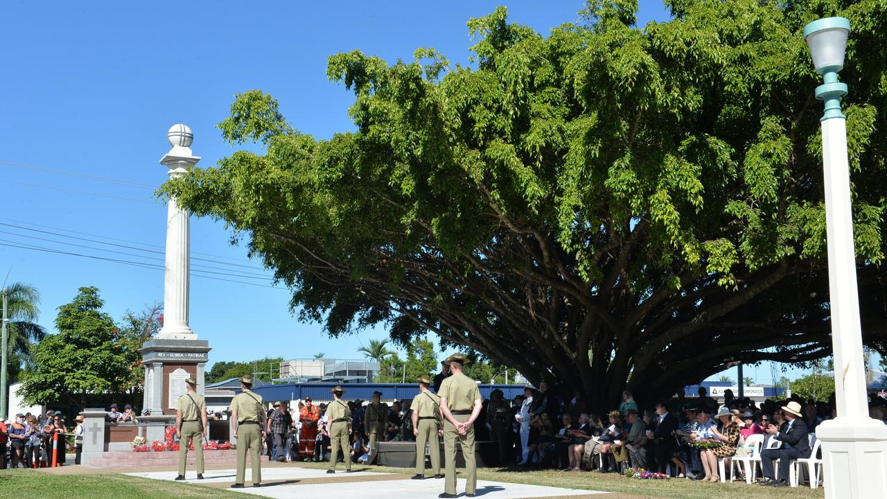 Whats open in Mackay this ANZAC Day. Picture: Peter Holt