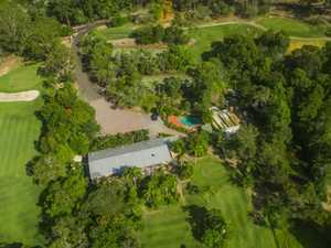 Today's headlines: $2.55m golf course on sale, lucky rescue