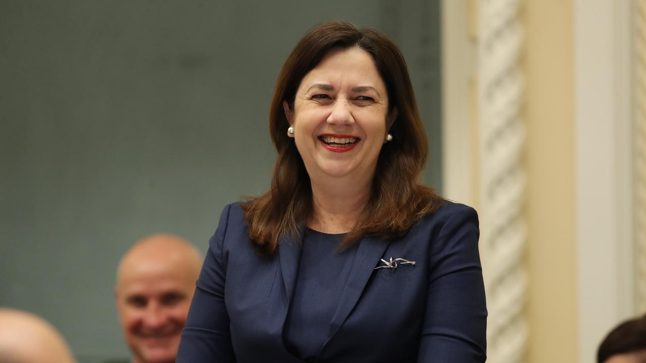 Premier Annastacia Palaszczuk. Picture: Tara Croser.