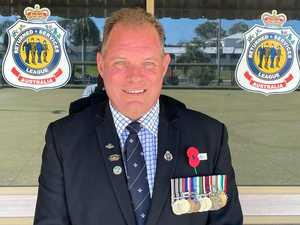 """""""A lot of us are broken': Veteran's frank admission"""