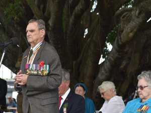 Keith Payne's beach memory a bloody reminder of war horror