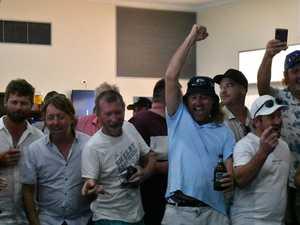 PHOTOS: Jubilant punters share a gamble at Jubilee Tavern