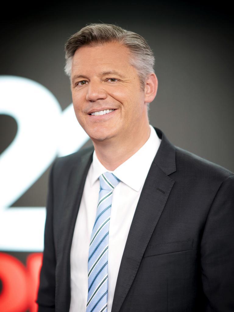Seven West Media Managing Director and CEO James Warburton.