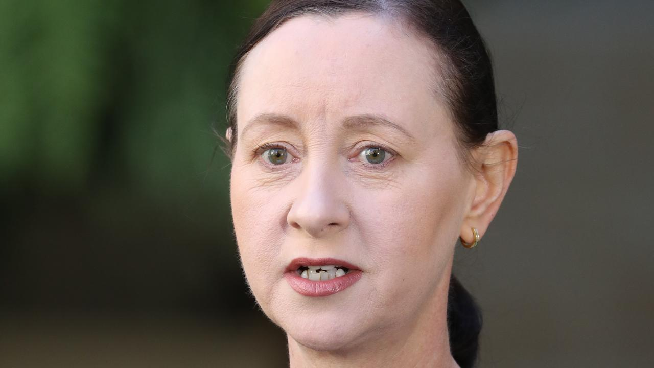 Health Minister Yvette D'Ath says the system is in need of reform. Picture: Annette Dew