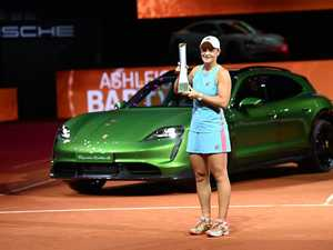 Perfect reply after Barty steals Porsche